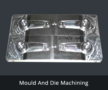 Mould and Die Machining